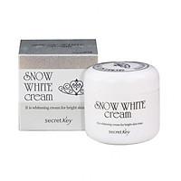 Kem dưỡng trắng da Secret Key Snow White Cream 50g - Chính Hãng
