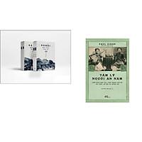 Combo 3 cuốn sách: Hà Nội nửa đầu thế kỷ XX (trọn bộ 2 tập) + Tâm lý người An nam