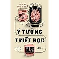 Sách - 50 ý tưởng triết học (tặng kèm bookmark thiết kế)