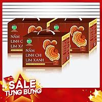 Nấm Linh Chi Lim Xanh 500gr