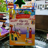 Combo 4 cuốn truyện cổ tích việt Nam cây tre trăm đốt