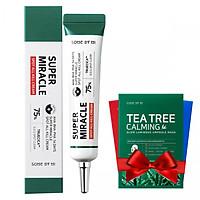 Kem dưỡng da làm giảm mụn và ngăn ngừa mụn cấp tốc