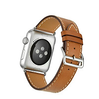 Dây Da PU PARIS cho Apple Watch 42/44mm