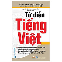 Từ Điển Tiếng Việt (Tái Bản 2020)