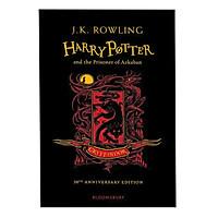 Harry Potter And The Prisoner Of Azkaban (Gryffindor Edition Hardback) (English Book)