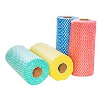 Cuộn Khăn đa năng cho gia đình bạn (1 cuộn 50 khăn) - Giao Màu Ngẫu Nhiên