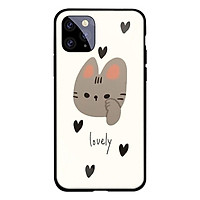 Ốp điện thoại chống sốc in hình mèo đáng yêu dành cho iphone 5 / 6 / 7 / 8 / xr / x / xs / xs max / 11 / 11pro / 11pro max / 12 / 12 mini / 12 pro / 12 pro max - A997