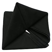 Khăn Ăn Black Canvas Napkin - Đen (45 x 45 cm)