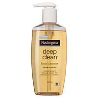 Sửa Rửa Mặt Dạng Gel Neutrogena Deep Clean Facial Cleanser 200ml