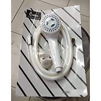 Bộ tay sen tắm cao cấp nhựa ABS siêu bền chính hãng Hafen