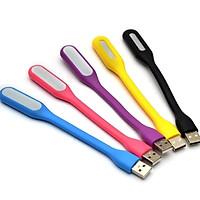 Bộ 5 đèn led cho máy tính cổng USB Tiện Dụng