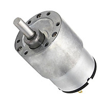 37GB-520 12V 7RPM-960RPM Electric Gearbox DC Gear Motor Speed Reduction