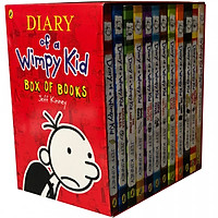 Truyện thiếu nhi tiếng Anh - Diary of a wimpy kid Collection