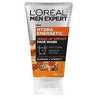 L'Oreal Men Expert Hydra Energetic Wash 100mL