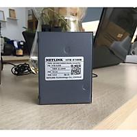 Thiết bị chuyển đổi quang điện Gigabit 10/100/1000M Netlink HTB-4100B (1 thiết bị) - Hàng nhập khẩu