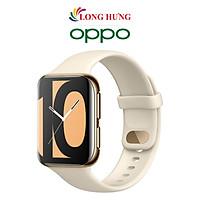 Đồng hồ thông minh Oppo Watch 46mm Wifi OW19W8 - Hàng chính hãng - Vàng