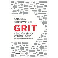 Sách - Grit vững tâm bền chí ắt thành công