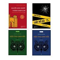 Combo Người giàu nhất thành Babylon x Ecoblader Bestseller (Người giàu nhất thành Babylon - Luật Bố già - Hiệu ứng chim mồi 1-2 + hộp)
