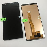 Màn hình thay thế cho Samsung A750/A7 2018 Phản quang QX ĐEN