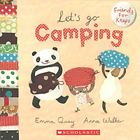 Friends For Keeps: Let's Go Camping