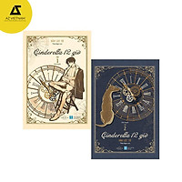 Sách - Cinderella 12 Giờ (Tập 1+2)