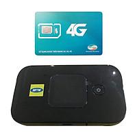 Huawei E5577 | Bộ Phát Wifi chuẩn 4G Tiêu Chuẩn Anh + Sim Viettel Trọn Gói 12 Tháng 5GB/tháng tốc độ cao - Hàng Nhập khẩu