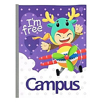 Bộ 10 Tập 4 Ly Ngang Campus A5 Cosplay 2 (96 Trang) - Mẫu 2