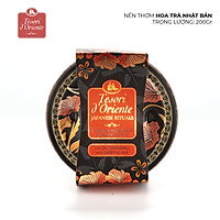 Nến thơm Tesori d'Oriente Hoa Trà Nhật Bản