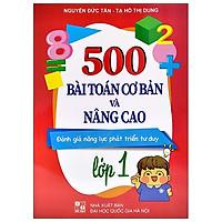 500 Bài Toán Cơ Bản Và Nâng Cao Lớp 1