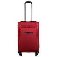 Vali vải du lịch SAKOS VIVIAN 6 (Size Trung 66cm/ 24 inch TSA) - Hàng chính hãng