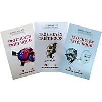Combo 3 Cuốn: Trò Chuyện Triết Học Tập 1,2,3 (Tái Bản)