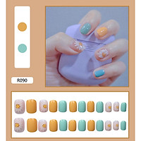 Bộ 24 móng tay giả nail thơi trang (như hình-R-090)