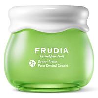 Kem Dưỡng Ẩm Frudia Green Grape Pore Control Cream Se Khít Lỗ Chân Lông Chiết Xuất Nho Xanh (55g)
