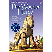Usborne The Wooden Horse + CD