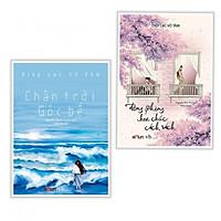 Combo Sách Ngôn Tình Hay: Chân Trời Góc Bể + Động Phòng Hoa Chúc Cách Vách (Tặng Bookmark )