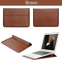 A2289 Đứng Cho Apple Macbook Air 13 Pro 16 12 11 15 Laptop Sách Bao Da Ốp Lưng Dành Cho Mac Pro 13 m1 A2338 A2337 A1932 Tay Túi