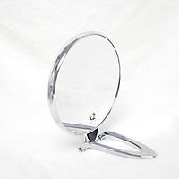 Gương trang điểm mini 2 mặt tiện dụng (tròn) MINI GOOD - MG127