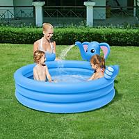 Bể bơi 3 tầng hình voi cho bé