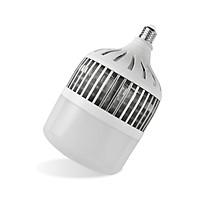 Bóng đèn LED hình trụ thân bọc nhôm siêu sáng,tiết kiệm điện, công suất cao 50W-100W-150W,độ bền lâu dài, đuôi vít xoắn E27_DBTN