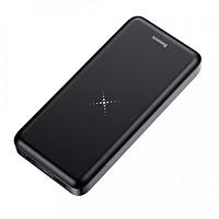 Pin sạc dự phòng không dây - Sạc không dây đa năng Baseus M36 siêu đẹp thông minh chuẩn Qi  10000 mAh cho Iphone 8, iphone X, iphone Xs Max, Samsung Galaxy S9, Note8, Note 9 -  Hàng chính hãng