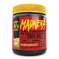 Thực phẩm bổ sung năng lượng Pe-Workout MUTANT MADNESS 225g