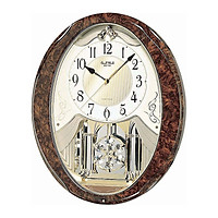 Đồng hồ treo tường RHYTHM 4MJ862WD23 (Nâu)