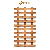 [Kute Nest] Bộ 2 khung gỗ trang trí treo tường ban công ngoài trời và tường trong nhà