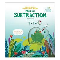 Sách Tương Tác - Chuyển Động Đếm Số - Math Slide - Phép Trừ - Subtraction