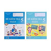 Sách - Đề kiểm tra Toán 5 học kì I + II