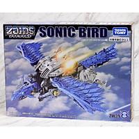 Thú Vương Đại Chiến Zoids ZW39 Sonic Bird (Chiến Binh Thú Zoids)