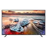 Smart Tivi QLED Samsung 82 inch 8K QA82Q900RBKXXV - Hàng Chính Hãng + Tặng Khung Treo Cố Định