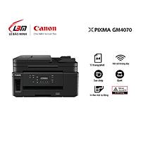 Máy in phun đa chức năng Canon GM4070- Hàng chính hãng