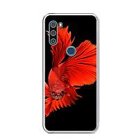 Ốp lưng điện thoại VSMART ACTIVE 3 - Silicon dẻo - 0175 FISH01 - Hàng Chính Hãng