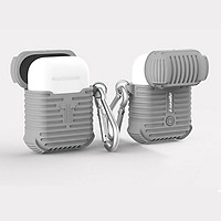 Bao case silicon cho tai nghe Apple Earpods / Airpods i-Smile chống sốc - Hàng chính hãng